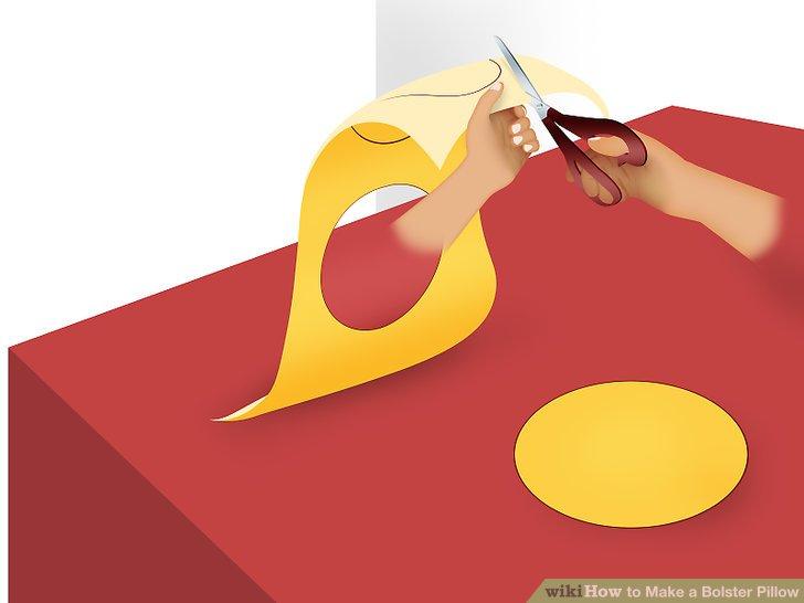 آموزش دوخت کوسن استوانه ای
