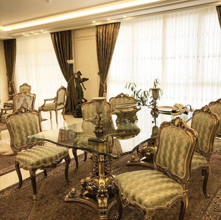 اتاق پذیرایی ایرانی