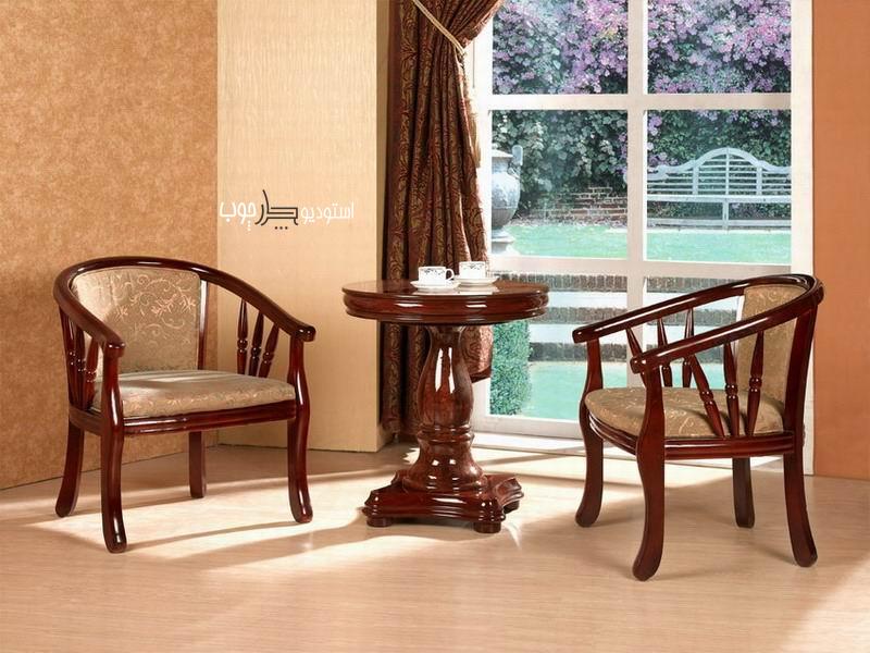 مبلمان چوبی باکیفیت، زیبا و کمیاب