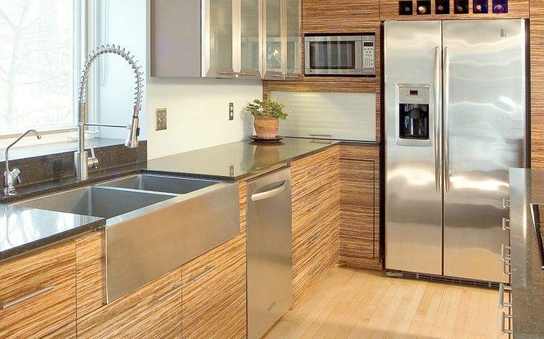 انواع مدل کابینت آشپزخانه ایرانی
