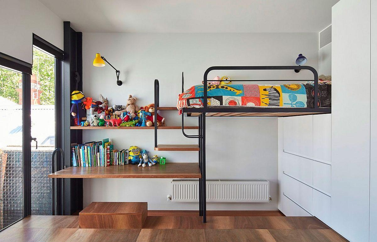 تخت خواب برای فضاهای کوچکتخت خواب برای فضاهای کوچک