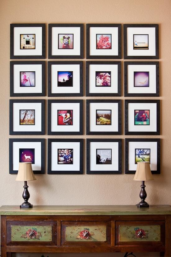 تزیین خانه با عکس