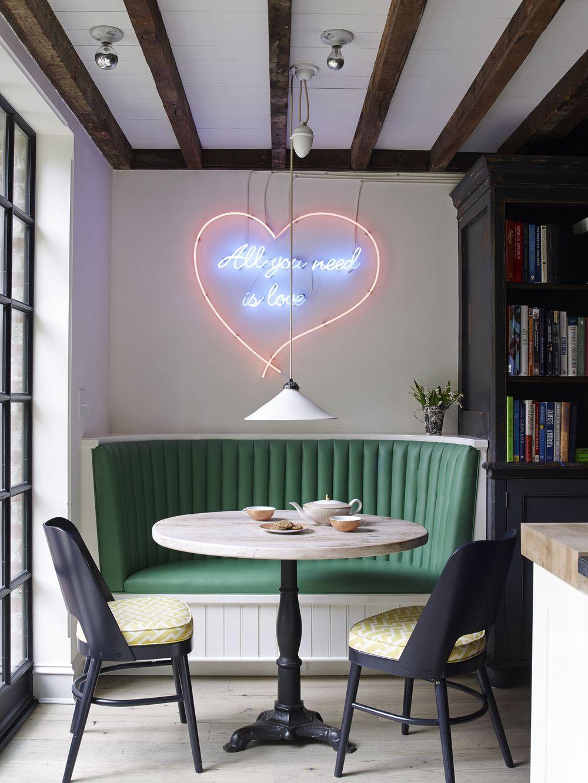 طراحی اتاق غذاخوری