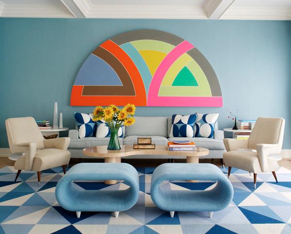 انتخاب رنگ دکوراسیون منزل