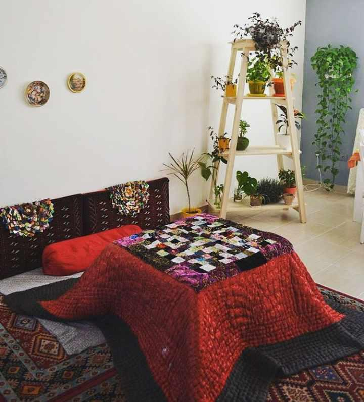 چیدمان اتاق سنتی ایرانی