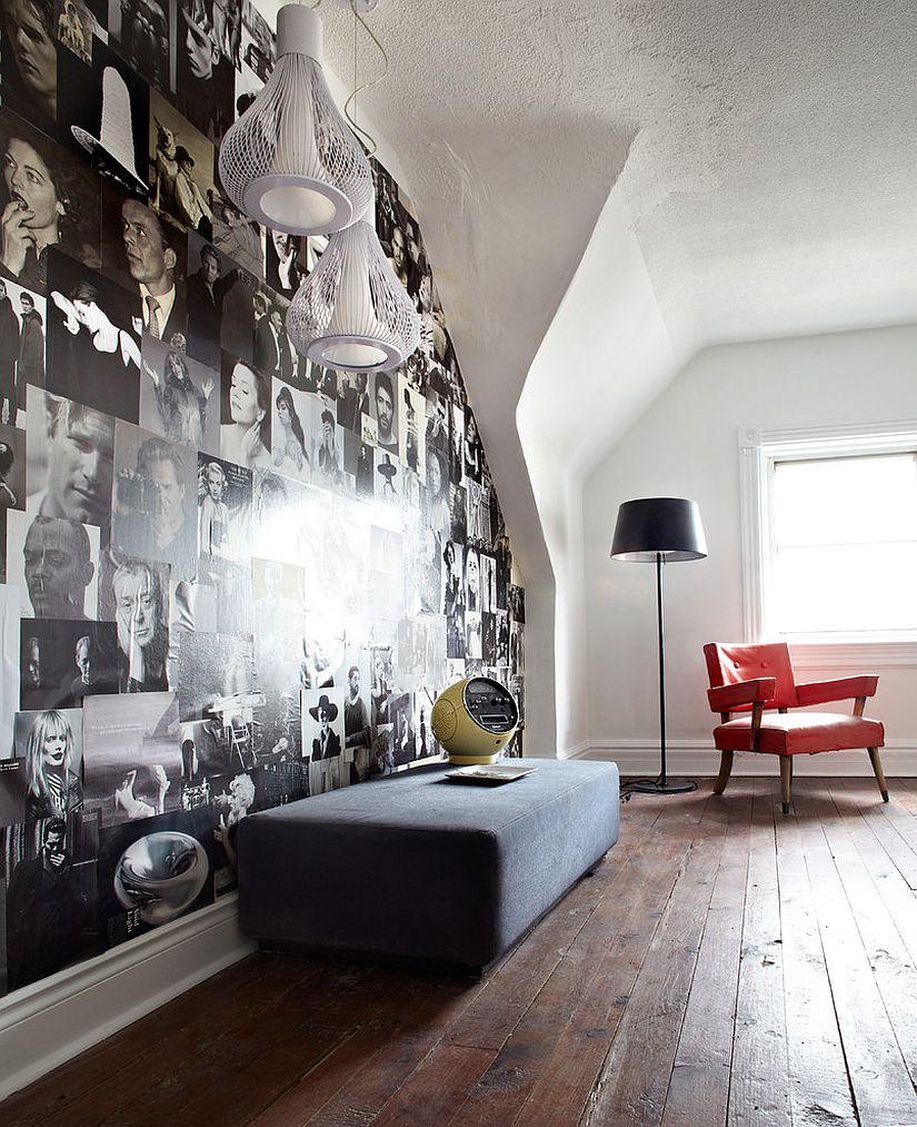 مدل کاغذ دیواری شیک