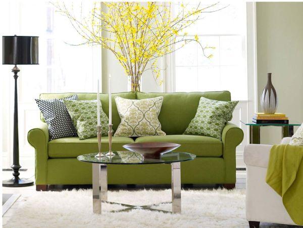 ترکیب رنگ مشکی و سبز