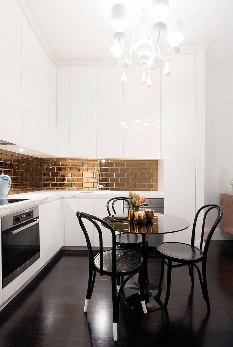 آشپزخانه شیک و باکلاس