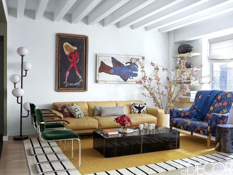 عناصر طراحی داخلی