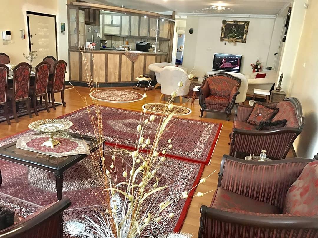 چیدمان منزل به سبک ایرانی