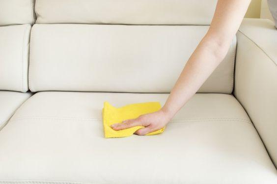 تمیز کردن مبل با جوش شیرین