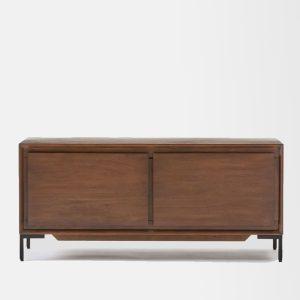 میز پادیواری چوبی Nolan