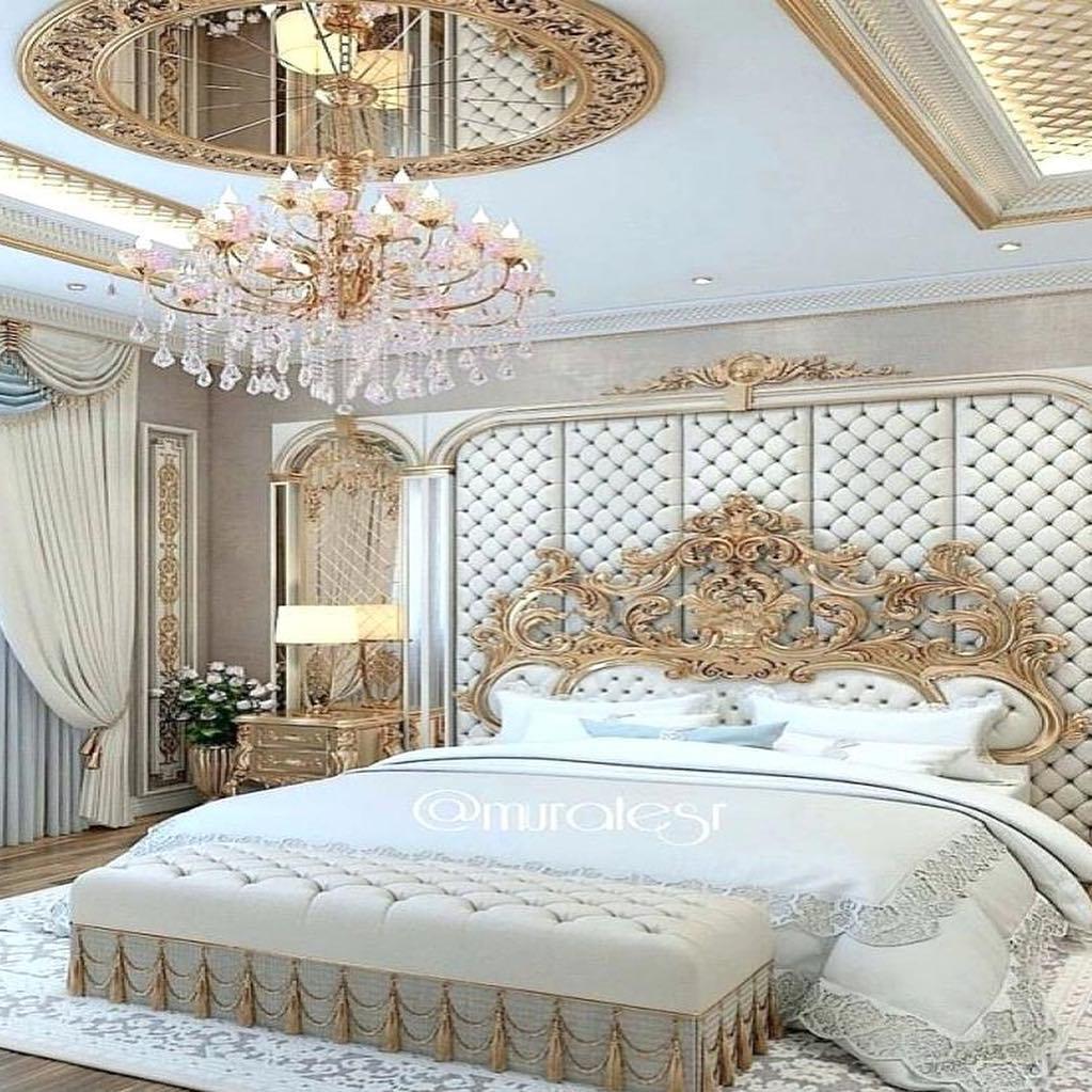 لوکس ترین اتاق خواب ها