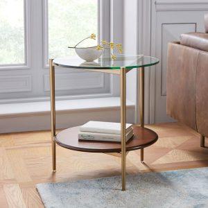 مدل میز کنار مبل Art Display