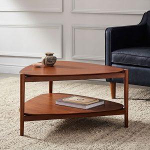 میز پذیرایی چوبی Retro