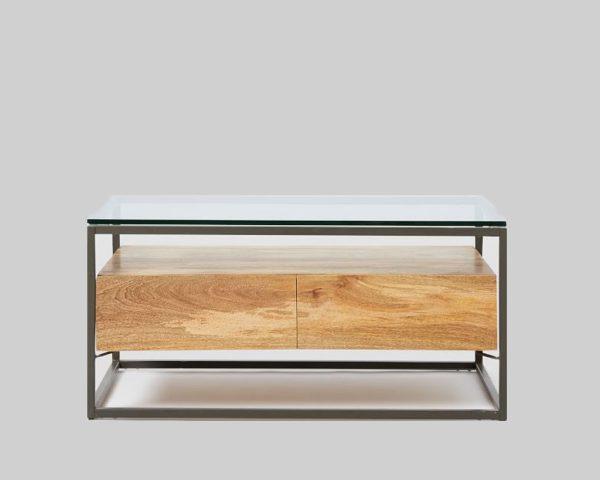 میز پذیرایی کشودار Box Frame