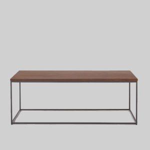 میز پذیرایی چوبی Streamline