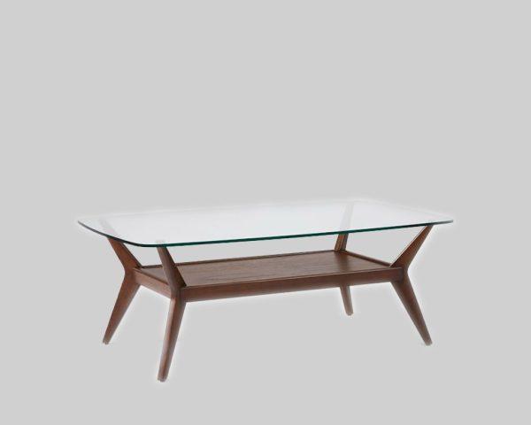 میز جلو مبلی شیشه ای Jensen