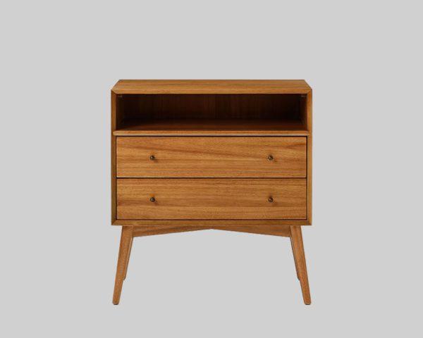 میز کشودار چوبی Acorn