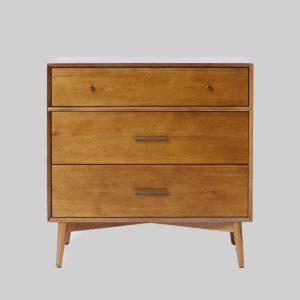 میز چوبی کشودار Acorn