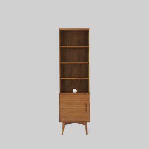 کتابخانه چوبی جدید Acorn