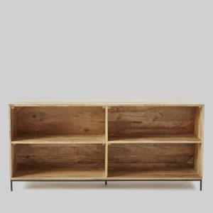 قفسه کتاب ساده Industrial