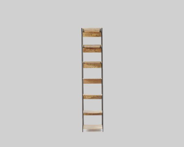 قفسه دکوری چوبی Industrial
