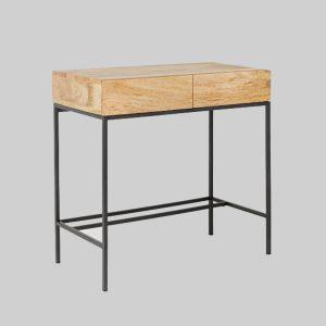 میز تحریر کوچک و جادار Industrial