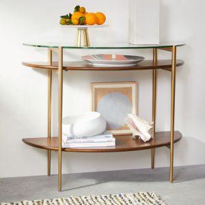 میز کنسول مدل Art Display