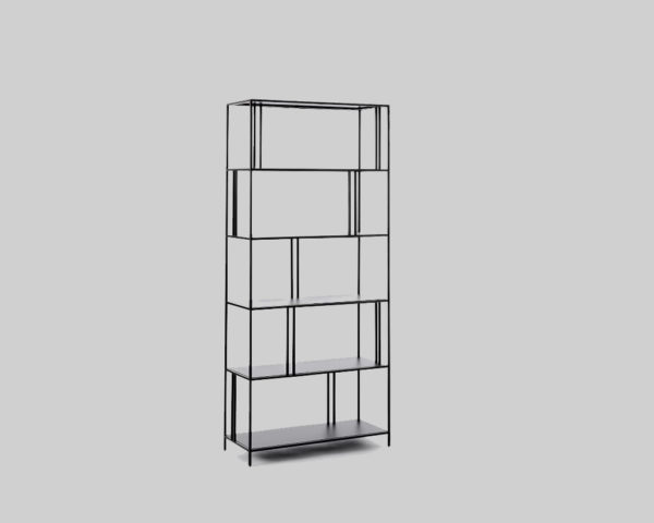 قفسه دکوری فلزی Profile