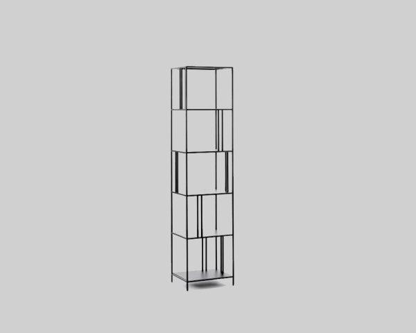 قفسه فلزی دکوری Profile