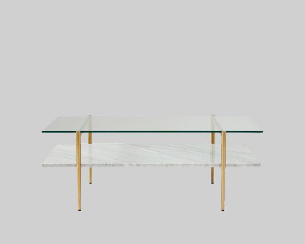 میز جلو مبلی با سنگ مرمر Art Display