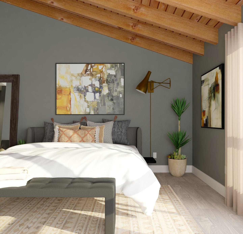 دکوراسیون مینیمال اتاق خواب