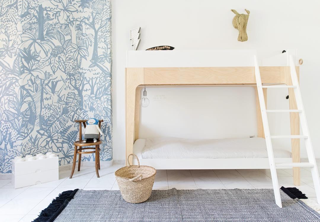 طراحی اتاق خواب دخترانه دو نفره