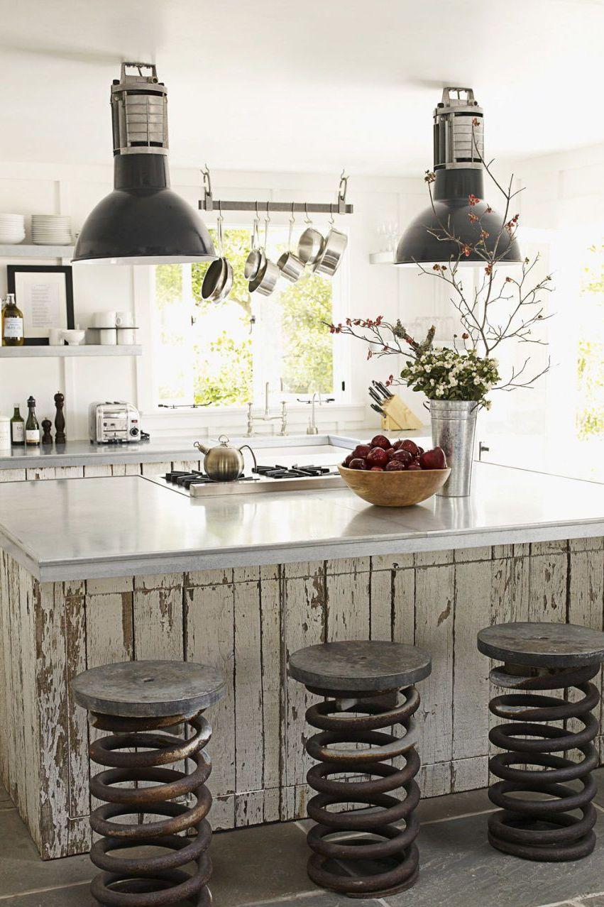آشپزخانه روستیک