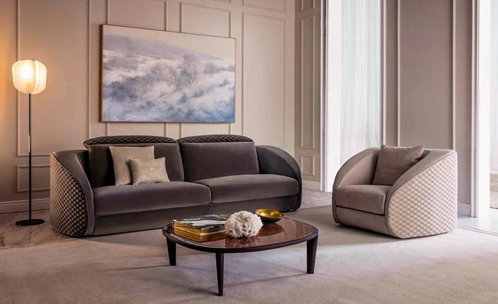 برند مبل ایتالیایی Bentley Home