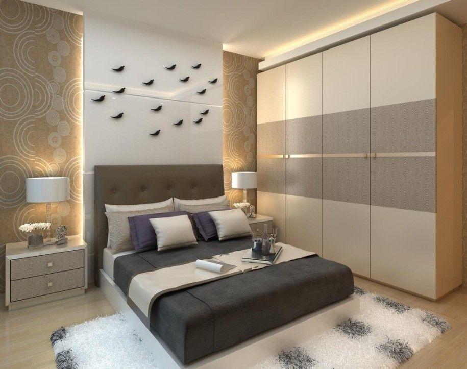 منابع نور مختلف در اتاق خواب