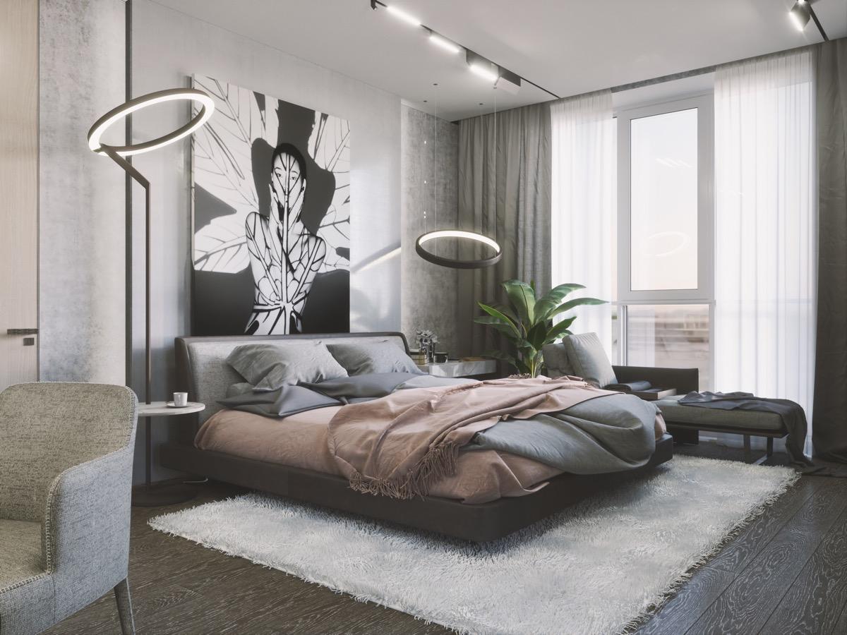 مناسبترین رنگهای اتاق خواب