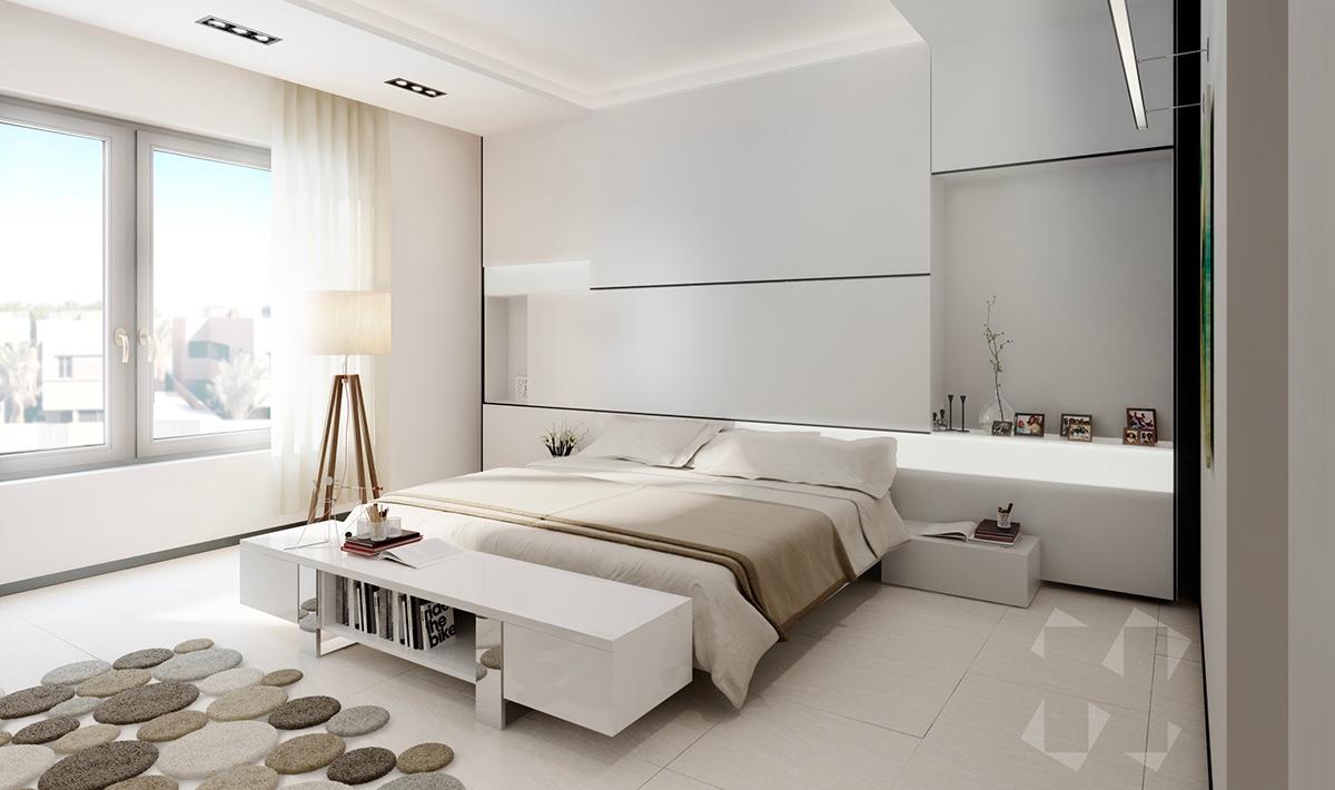 نحوه طراحی اتاق خواب
