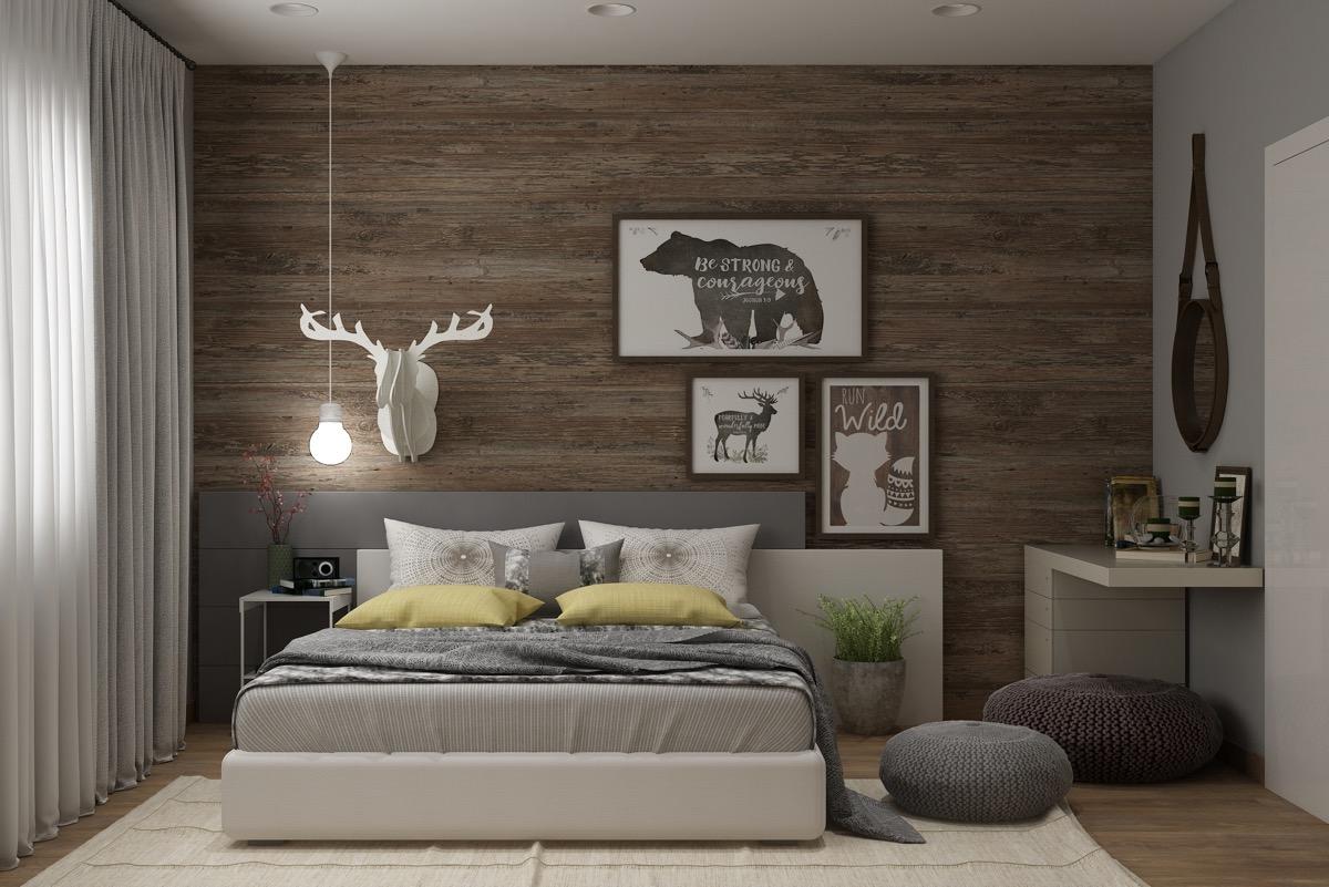 بهترین رنگ برای طراحی اتاق خواب