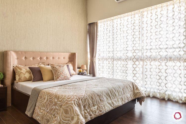 انتخاب پرده اتاق خواب