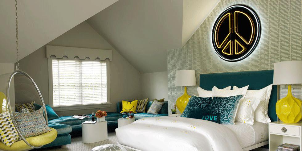 عکس اتاق خواب پسرانه کودک
