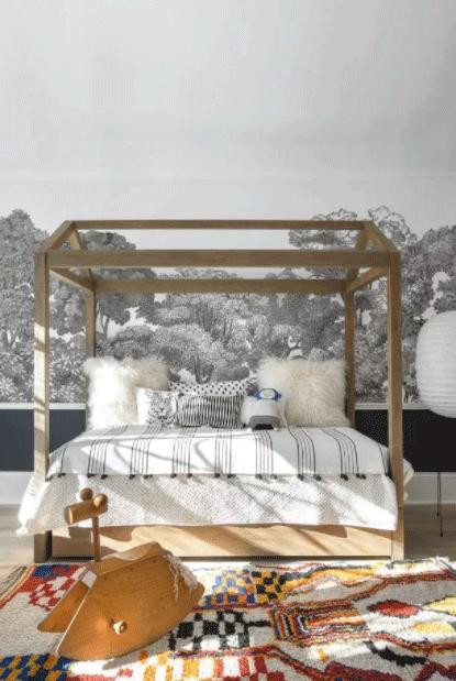 اتاق خواب پسرانه کودک