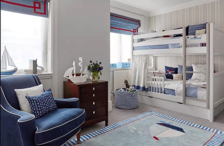 طراحی جدید اتاق خواب پسرانه