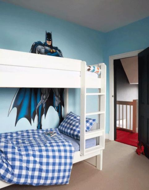 عکس اتاق خواب پسرانه