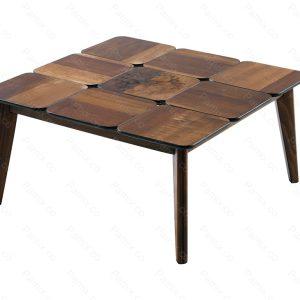 میز جلو مبلی مربع ۹ تکه PUZZLE : میز جلو مبلی مربع