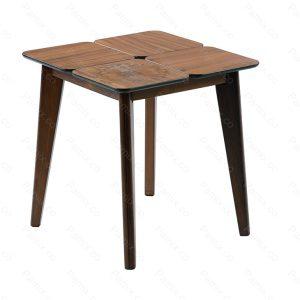 میز عسلی مربع PUZZLE