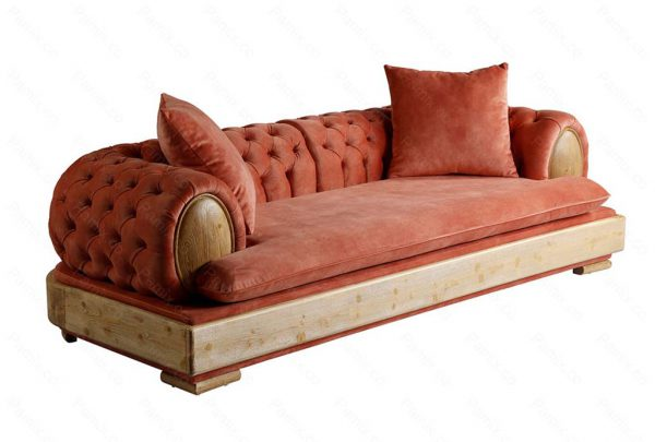 کاناپه سه نفره فراگ