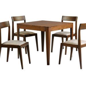 میز ناهارخوری 4 نفره WALNUT